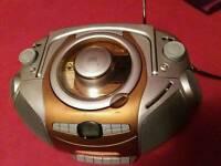 Fidelity HiFi System cd Cassette player