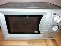 Pacific Manual Microwave