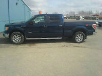 2011 Ford F-150 SuperCrew XTR 6.5 bed
