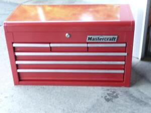 Looking to buy top box 6 drawer Mastercraft (Canadian Tire) red