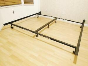 King / Queen Metal Bedframe