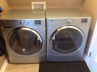 Gently used MAYTAG 2000 series washer & dryer