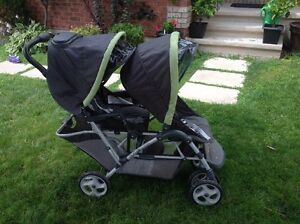 ***Graco Duo Glider Double stroller