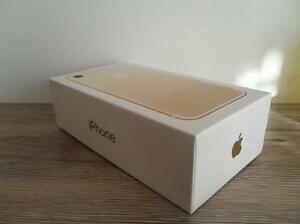 Iphone 7 Brand new in box 32g Gold