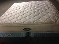 Simmons KING size bed