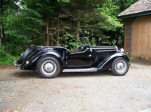 1936 Talbot Ten Tourer Comox / Courtenay / Cumberland Comox Valley Area image 1