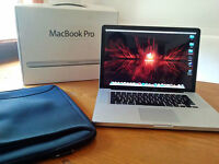 Macbook Pro 13 inch/pouces 2.53 Ghz 250 GB 4 GB RAM  Unibody