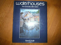 Waterhouses By Ferenc Mate Book on Houseboats