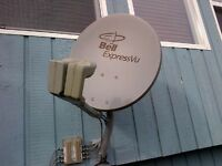 Looking for satellite dish installation
