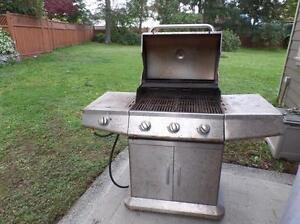 PC BBQ with side burner