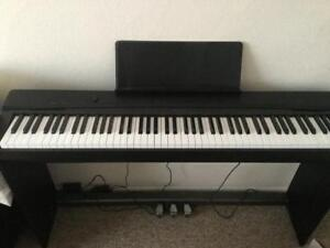 Casio piano PX-130 Plus Stand, 3 pedal unit and bench(88 keys)