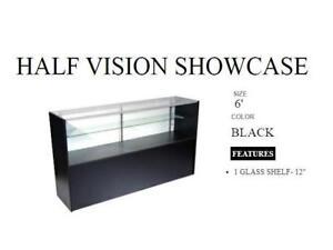 Showcases, présentoirs de boutiques, de toutes tailles et couleur! Store Fixtures, all sizes and Colors!