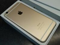 i phone 6 gold and white quick sale cash in hand (STRICTLY NO OFFERS)