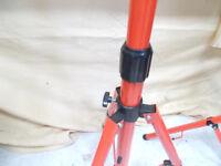 2x Telescopic Light or Speaker Stand