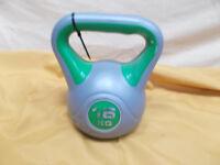 16kg Kettlebell weight