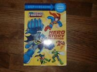 HERO STORY COLLECTION - STEP INTO READING