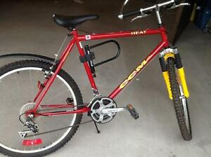 "Two 26 "" Mountain bikes for sale"