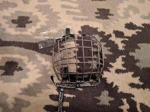 Bauer facemask.