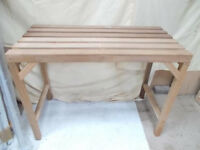 Wooden Potting Bench 118 x 57 x 91cm