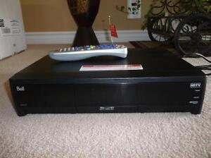 LIKE NEW BELL 9241 DUAL TUNER PVR SATELLITE RECEIVER