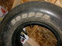 One Cooper Discoverer H/T 16 inch Truck Tire