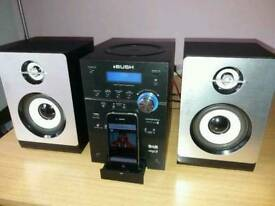 BUSH DAB Classic Micro System with Docking station