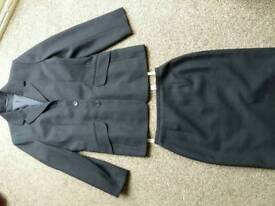 BHS Lined Suit and Skirt