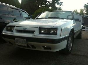 For Trade: 86 Mustang GT Convertible