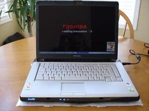 Toshiba Satellite A210 Laptop - Windows 10