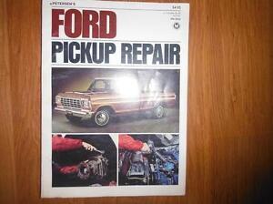 Petersen's Ford Pickup Repair Manual 1970-1979 F-100 F250 F-350