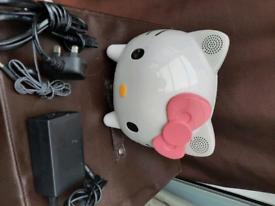 Hello Kitty SANRIO KL1 ipod Speaker Dock