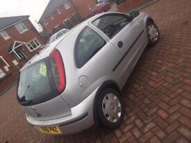 Vauxhall Corsa 1 litre