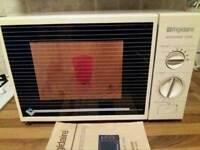 Frigidaire Manual Microwave