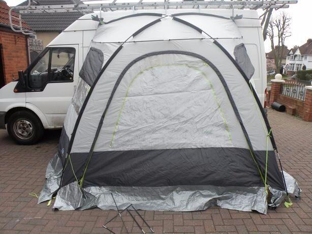 sunncamp Scenic plus camper caravan motorhome porch awning ...