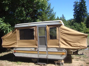 I am looking for tent tralier