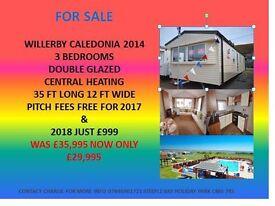 Steeple Bay Holiday Park (Essex caravan)