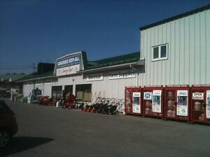 GANANOQUE RENT-ALL COUNTRY DEPOT CLOSING LIQUIDATION AUCTION