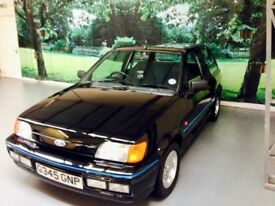 FORD FIESTA XR2I Greg 1990 OUSTANDING CONDITION
