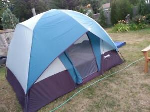 Escort 6-8 man Pole tent Extreme weather capable