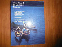 The Wood & Canvas Canoe Guide  History Construction Maintenance