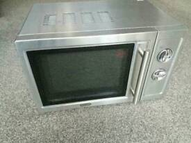 De'Longhi Manual Microwave