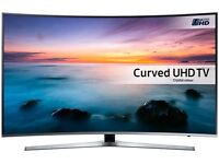 "SAMSUNG UE49KU6670 Smart 4k Ultra HD HDR 49"" Curved TV New warranty £749.99, Our price £495.00"