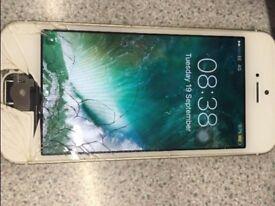 iPhone 5s crack unlocked