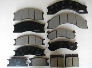 HDM Brake Pads for Off-Road Equipment