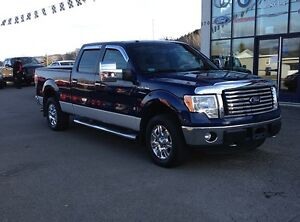 2011 Ford F-150 XTR SuperCrew 6.5-ft. Bed 4WD