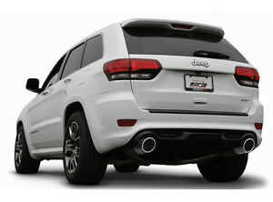 Jeep SRT8 Cat-Back Exhaust and Hennessey Performance Intake