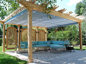 NOT TO LATE FOR YOUR DREAM FENCE, DECK OR PERGOLA. Cambridge Kitchener Area image 5