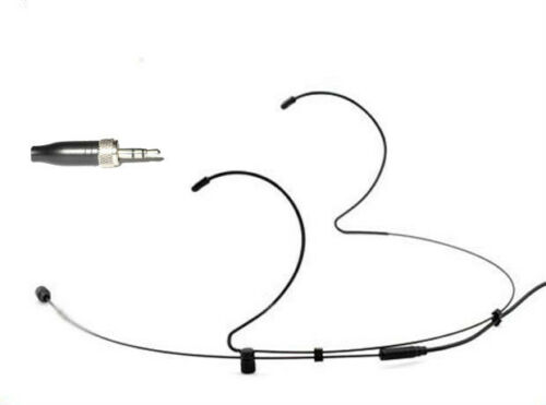 on sale head headset microphone mic for sennheiser ew g1 g2 g3 1  8 u0026quot  screw lock