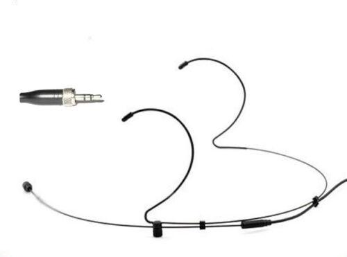on sale head headset microphone mic for sennheiser ew g1 g2 g3 1  8 u0026quot  screw lock