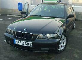 BMW E46 Compact 320td SE